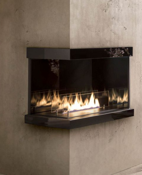 caminetto bioetanolo ebios Built-in Fireplace 2L